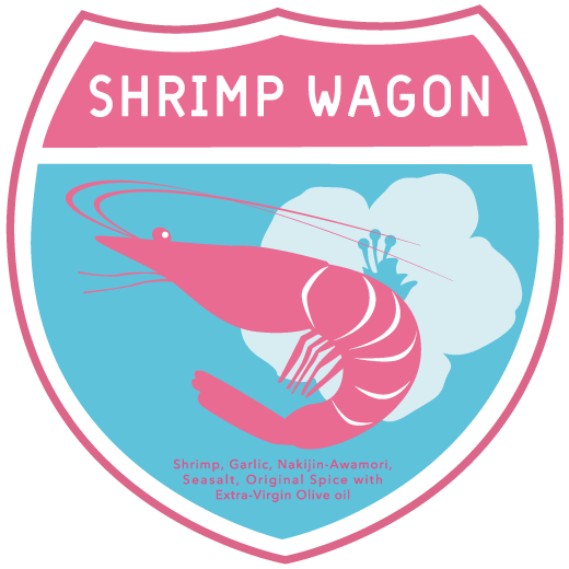 Shrimp Wagonシュリンプワゴン 沖縄今帰仁村カフェ